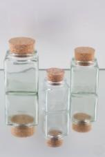 Korkenglas klein 50ml